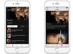 【名牌進註】Burberry 開設首個 Apple Music 頻道