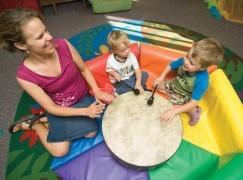 親子音樂互動的重要