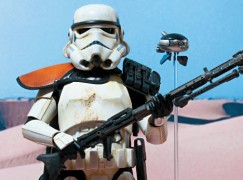 《Star Wars Ep.IV:A New Hope》 1/6 Sandtrooper 沙丘奇兵