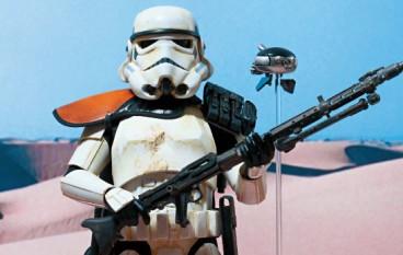 《Star Wars Ep.IV:A New Hope》 1/6 Sandtrooper 沙丘奇兵