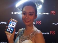 Huawei P8 大玩光影塗鴉特攝