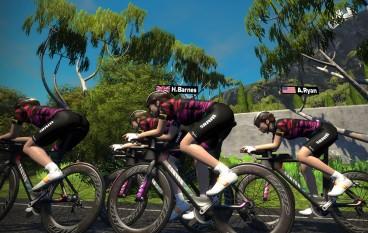 車隊網上挑選職業單車新秀
