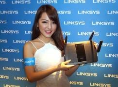 Linksys AC2600 無線路由器首發