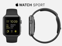報告指 Apple Watch Sport 利潤高