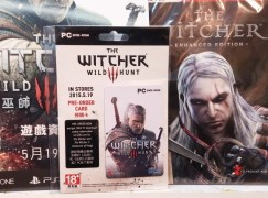 預購 PC 版《The Witcher III:Wild Hunt》豪送頭兩集