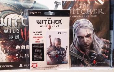 預購 PC 版《The Witcher III:Wild Hunt》豪送頭兩集