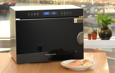 健康煮意:THOMSON 電蒸爐