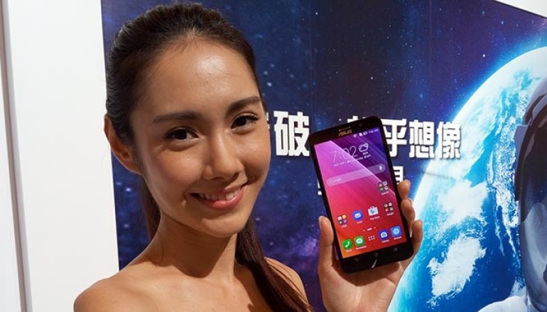 4GB RAM 怪獸手機 Asus ZenFone 2