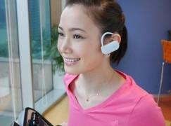 智能聽歌跑步 Sony Smart B-Trainer