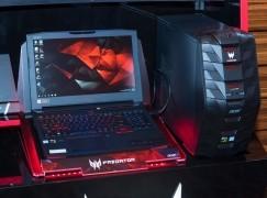 【大曬冷】 Acer Predator 打機筆電、桌面電腦、顯示器、平板齊登陸