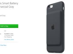 iPhone 6s自家電殻  聲稱可用 25 小時
