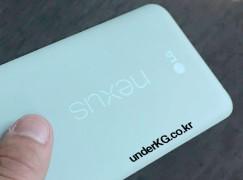 【親生仔加指紋感應】Nexus 5X諜照流出