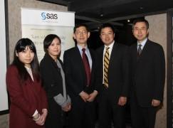 SAS夥Radica 拓中小企CRM分析市場