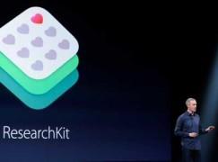 蘋果加入開源 染指醫療科技