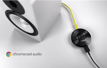 Chromecast 出完新款再玩 Audio