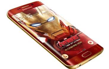 【英雄出動】Iron Man 版 S6 edge 下月開售
