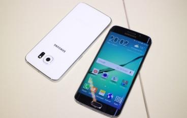 Samsung Galaxy S6 及 S6 Edge 實機齊齊睇