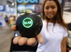 【灣仔電腦節】小圓球 360 度高清拍片