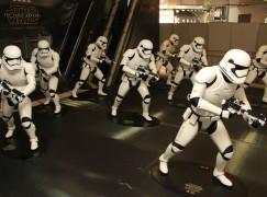白兵攻港 星戰珍藏模型展開催
