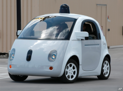 Google 無意踩入汽車生產業