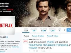 【超開心系列】Netflix 明年香港人有得睇