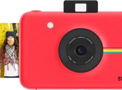 Polaroid 推1千萬像素即影即印相機
