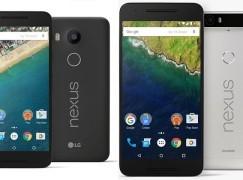 親生仔 Nexus 6P 及 Nexus 5X 登場