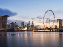 論創業,香港增長前景勝星加坡
