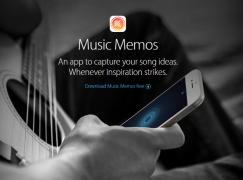 音樂人錄音新 App:Apple Music Memos