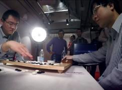 【人工智能】Google AlphaGo 首次完勝職業圍棋手