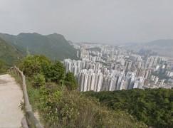 Google Maps 增加香港行山路線街景圖