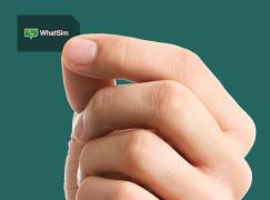 【又係Whatsapp】Whatsapp 專用 SIM 短訊無限 Send