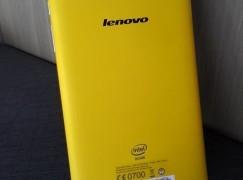 Lenovo A6000 / TAB S8-50 兩新機大玩「檸檬黃」