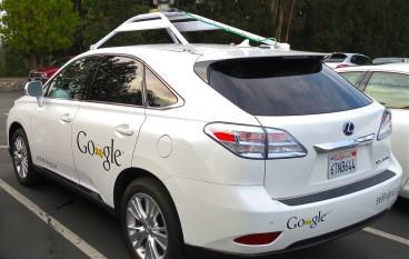 Google自動駕駛車又遇意外
