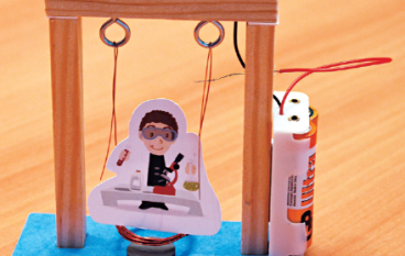 探索科學樂趣 與孩子動手做實驗