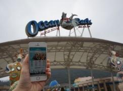 海洋公园推免费 Wi-Fi App 加实时导览、景点预约