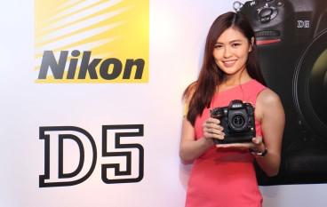 Nikon D5 3月24日開賣定價 $49,800