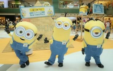 Minions 暑期來襲!全港首個 3D 互動展覽(多圖)