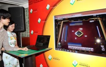 世界麻將大賽設網上資格賽爭做「麻雀俠」