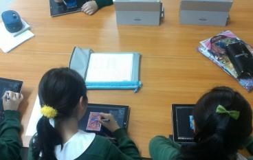 專訪:德望學校 採用平板筆繪更自如