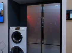 【IFA 2015預演】海爾雙眼滾筒洗衣機 借創意推高銷量