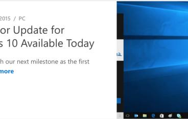 【ISO 直裝】Windows 10 最大型更新有得下載