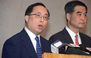 創科局成立 局長楊偉雄要創新向錢看