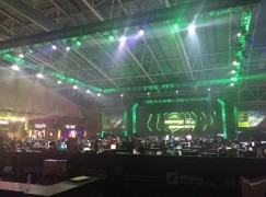 亞洲最大電競活動WirForce火熱起動