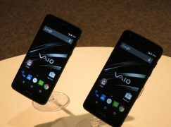 VAIO Phone 減值 日本通信會長承認責任