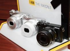 Nikon 1 J5 拍 4K 月底到港