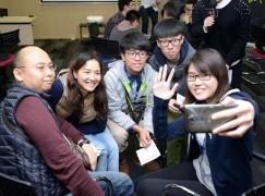 「G Flex 2 體驗日」動手試