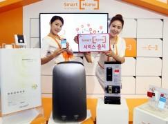 韓國 SK Telecom 夥拍 Samsung 及 LG 推出新一代智能家居服務