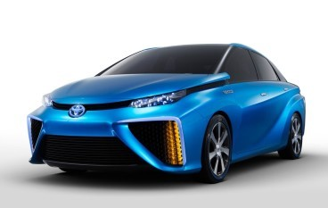 【CES 2015】Toyota 開放 5,680 項燃料電池專利打造未來汽車夢