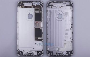 新諜照流出!iPhone 6S 內部大解構